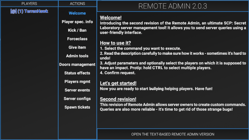 File:Remote Admin Welcome Screen.png
